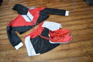 Meine süßen roten Adidas Sportschuhe 40