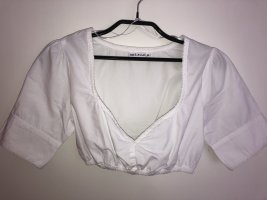 Melega Vestido Dirndl blanco Algodón