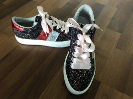 Méliné Sneaker, Gr. 40, bordeaux, NEU