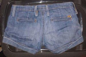Meltin Pot Pantaloncino di jeans blu