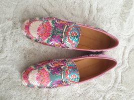 Melvil & Hamilton Slippers multicolored leather