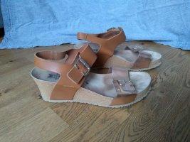 Mephisto Sandalo comodo bronzo-marrone chiaro