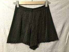 meshit cupro shorts