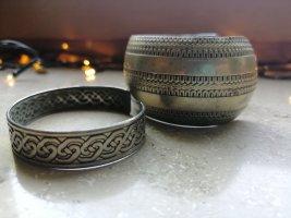 handgemacht Bangle zilver