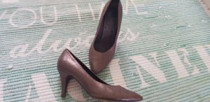 mia pumps pilatus shiny bronze leder 38 top