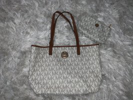 Michael Kord Shopper + extra Tasche
