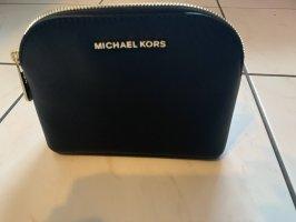 Michael Kors Mini Bag black-gold-colored