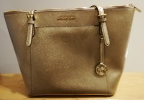 Michael Kors Handbag gold-colored