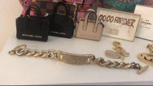 Michael Kors Armband Gold strasssteine