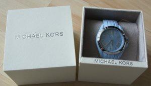 Michael Kors Armbanduhr - MK2744 - Silikonarmband hellblau