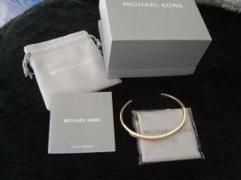 Michael Kors Bracelet de bras argenté-doré