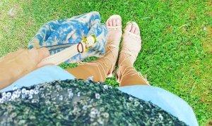 Michael Kors batik tasche Tie-dye Festival boho hippie coachella
