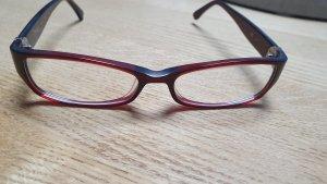Michael Kors Gafas rojo amarronado