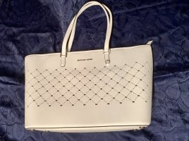 Michael Kors Shopper white