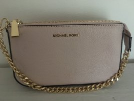 Michael Kors Borsa clutch rosa antico