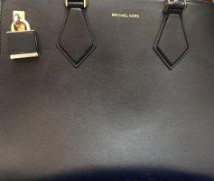 Michael kors collection bag in schwarz