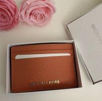 Michael Kors Porte-cartes orange-rouge framboise
