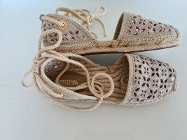 Michael Kors Espadrille Sandals oatmeal