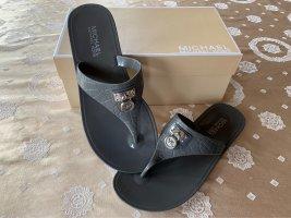 Michael Kors Flip-Flop Sandals grey