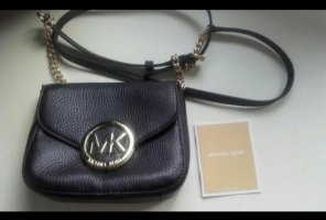 Michael Kors Crossbody bag black leather