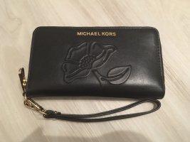 Michael Kors Geldbeutel Geldbörse Portmonee Portemonnaie schwarz neu