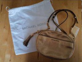 Michael Kors Ginny Tasche crossbody gold