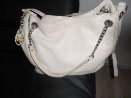 Michael Kors Carry Bag cream leather