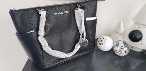 Michael Kors Handtasche Bedford Tote schwarz Neu mit Etikett