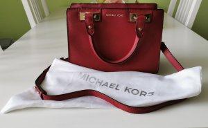 Michael Kors Handtasche Body Cross Bag Bordeaux Rot