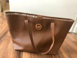 Michael Kors Handtasche / Shopper cognac-farben, sehr guter Zustand!