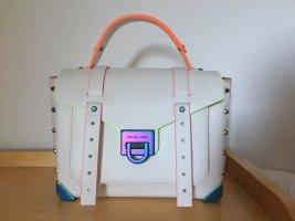 Michael Kors Henkeltasche / Handtasche Manhattan in weiß rainbow