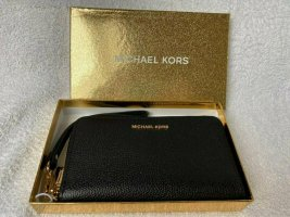 Michael Kors Jet Set Large Flat Phone Case/Portemonnaie