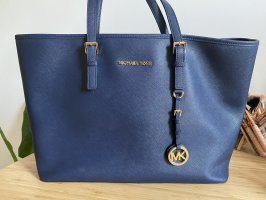 Michael Kors Jet Set Travel Shopper Blau
