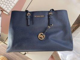 Michael Kors Jetset Shopper Handtasche dunkelblau