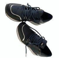 Michael kors keil sneaker dunkelblau