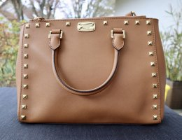 "Michael Kors ""Kellen Medium Satchel Acorn"""
