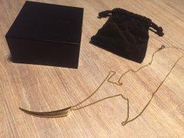 Michael Kors Kette Zahn gold