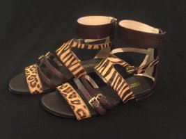 Michael Kors Roman Sandals multicolored leather