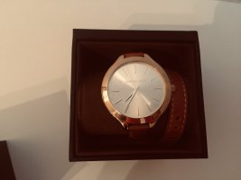 Michael Kors Lederarmband Uhr MK 2256