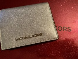 Michael Kors Wallet silver-colored