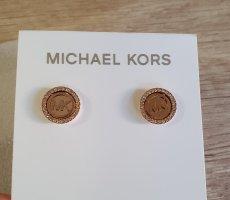 Michael Kors Ear stud white-rose-gold-coloured