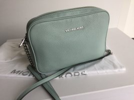 Michael Kors Bolso verde grisáceo