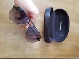 Michael Kors Pilotenbril zwart-goud