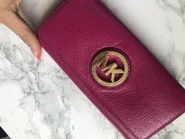 Michael Kors Pochette oro-rosso lampone