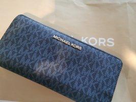 Michael Kors Portemonnaie blau.