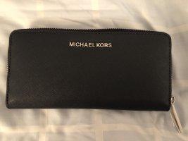 Michael Kors Portmonee blau/silber