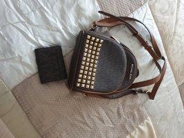Michael Kors Mini Backpack brown