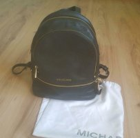 Michael Kors Daypack black-gold-colored