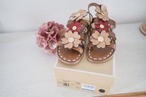 Michael Kors Sandale 50,5 Kit Sandale Flat Blumen