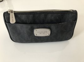 Michael Kors Mini Bag black-dark grey leather